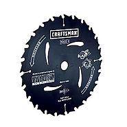 Craftsman CLOSEOUT! 7-1/4 in. Corded Circular/Trim Saw Blade - 40T at Craftsman.com