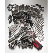 Craftsman 214 pc. Easy-to-Read Mechanics Tool Set w/ Impact Sockets and Air Impact Wrench at Craftsman.com
