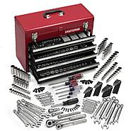 Craftsman 283 pc. Mechanics Tool Set With Tool Box at Sears.com