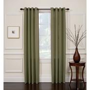 Jaclyn Smith Forest Hopsack Window Panel with Grommets at Kmart.com