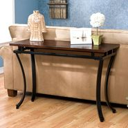 Southern Enterprises, Inc. Modesto Living Room Sofa Table - Espresso at Sears.com