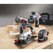 Craftsman 17588 4-pc. Nextec® 12-volt Cordless Combo at Craftsman.com