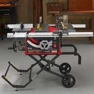 "Craftsman Professional 15 amp 10"" Portable Table Saw 21829 at Craftsman.com"