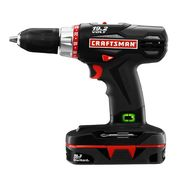 Craftsman 17310 19.2-volt C3 Compact Lithium-Ion Cordless Compact Drill-Driver at Sears.com