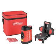 Craftsman 2-beam Self-Leveling Laser Level at Craftsman.com