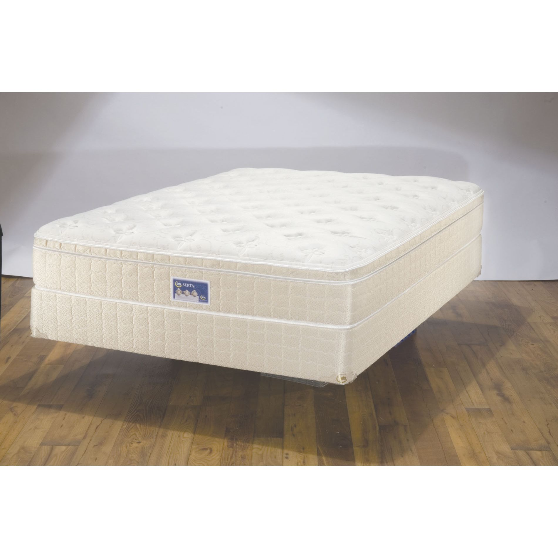 Serta  Mattress Full Gazelle EuroTop