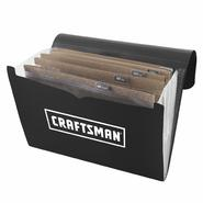 Craftsman 9 x 11 in. Sandpaper 50-pk with Portfolio at Craftsman.com