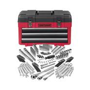 Craftsman 182 pc. Mechanics Tool Set with 3-Drawer Chest at Craftsman.com