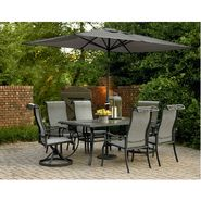La-Z-Boy Outdoor Bethany 7 Pc. Dining Set at Sears.com