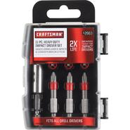 Craftsman 11 pc. Heavy-Duty Impact Screwdriving Set at Craftsman.com