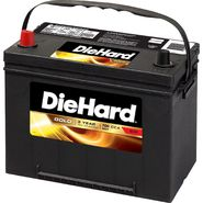 DieHard Gold Automotive Battery - Group Size 24 (Price with Exchange) at Sears.com