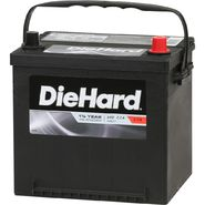 DieHard Automotive Battery- Group Size 26R (Price with Exchange) at Sears.com