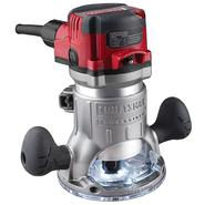 Craftsman 14-amp, 2.5-hp Fixed/Plunge Base Router with Soft Start Technology at Craftsman.com