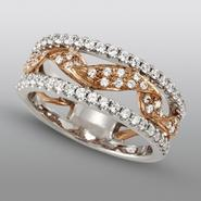 Zeghani Simulated Diamond Ring at Sears.com