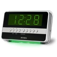 JENSEN AM/FM Dual Alarm Auto Time Set Clock Radio at Sears.com