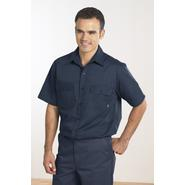 Craftsman Short Sleeve Twill Shirt with Teflon® fabric protector at Craftsman.com