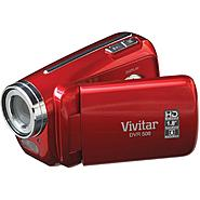 Vivitar Digital Video Recorder - Red at Kmart.com