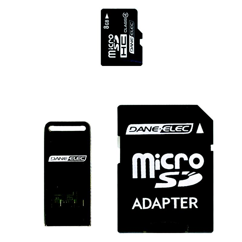 3-in-1 Universal Connectivity Kit - microSD
