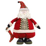 "10""x7.5""x20"" Up-down santa with flapping arms at Kmart.com"