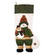 "23""snowman stocking at Kmart.com"