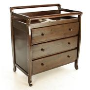 Dream on Me, 3 Drawer Changing Table in Espresso at Sears.com