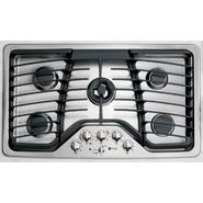 "GE Profile™ Series 36"" Gas Cooktop - Stainless Steel at Sears.com"