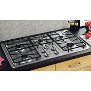 "GE 36"" Gas Cooktop - Stainless Steel at Sears.com"