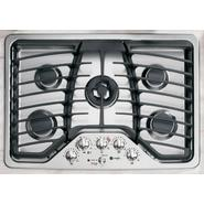 "GE Profile™ Series 30"" Gas Cooktop - Stainless Steel at Sears.com"