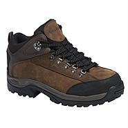 DieHard Men's Waterproof Steel Toe Hiker Boot - Brown at Sears.com