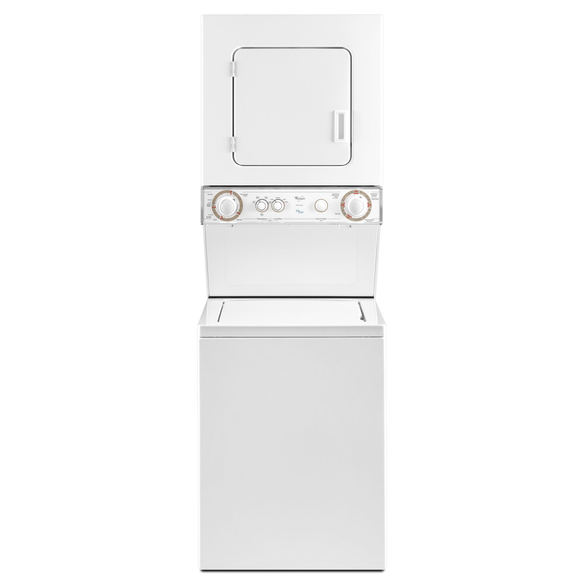 Whirlpool  24'' Laundry Center w/ Electric Dryer
