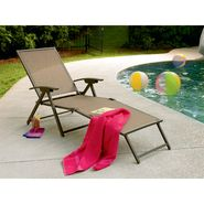 Garden Oasis Grandview Folding Chaise Lounge at Sears.com