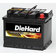 DieHard Advanced Gold AGM Battery - Group Size 47 (Price with Exchange) at Sears.com
