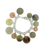 Coins of the World Bracelet in 10K Gold at Kmart.com