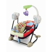 Fisher-Price SpaceSaver Swing and Seat Luv U Zoo™ at Kmart.com