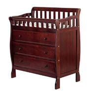 Dream on Me Marcus Changing Table and Dresser, Cherry at Sears.com