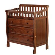 Dream on Me Marcus Changing Table and Dresser, Espresso at Sears.com