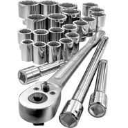 Craftsman 24PC Socket Wrench Set 3/4-inch Drive at Craftsman.com