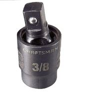 Craftsman Impact Swivel Universal Joint Socket Adapter, 3/8 in. Drive at Craftsman.com