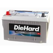 DieHard Platinum Automotive Battery - Group Size 65 (Price with Exchange) at Sears.com
