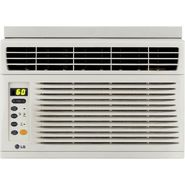 LG 6,000 BTU Window-Mounted Air Conditioner with Remote Control (115 volts) at Sears.com