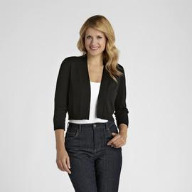 Women's Solid Shrug at Kmart.com
