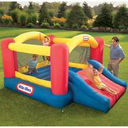 Little Tikes Jump 'n Slide Bouncer at Kmart.com
