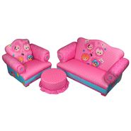 MGA Entertainment Lalaloopsy Sofa, Chair and Ottoman at Kmart.com