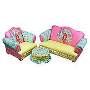 American Greetings Strawberry Shortcake Sofa, Chair and Ottoman at Kmart.com
