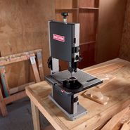 Craftsman 2.5 amp 9'' Band Saw at Craftsman.com