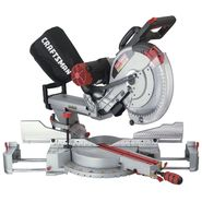 Craftsman 12 in. Dual Bevel Sliding Compound Miter Saw at Craftsman.com