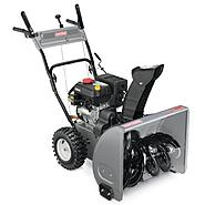 "Craftsman 24"" 179cc* Dual-Stage Snowblower at Craftsman.com"