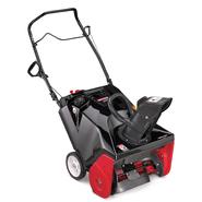 "Craftsman 21"" 179cc* Single-Stage Snowblower w/ Electric Start at Craftsman.com"