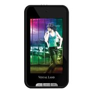 "Visual Land V-Touch Pro 3"" Touch Screen Media Player w/ 2MP Camera ME-975L-8GB-BLK at Kmart.com"