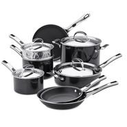 Kenmore 12 pc. Nonstick Aluminum Cookware Set at Sears.com